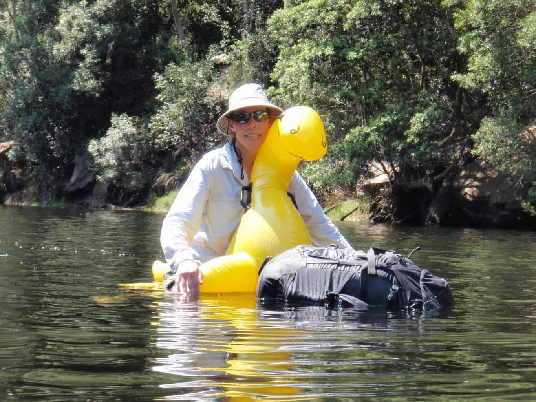 waterproof a backpack
