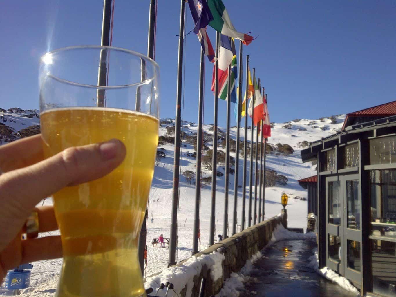 Apres Ski Charlotte Pass Style