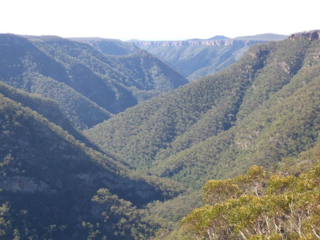 Ettrema Gorge Morton NP