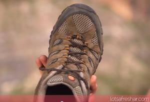 Hiking Tip: Shoelaces