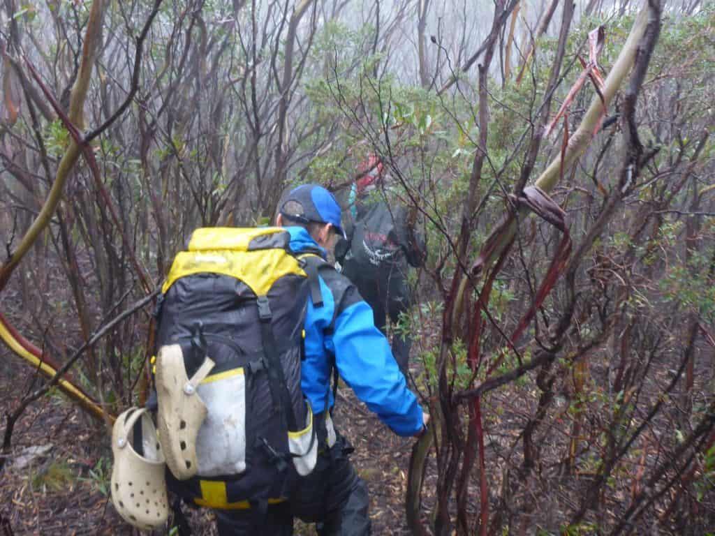 Three Peaks Mt Guouogang
