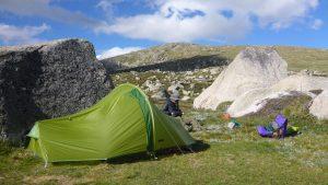 Macpac Sololight Tent