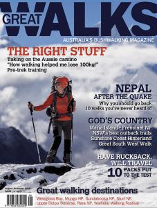 Great Walks Magazine