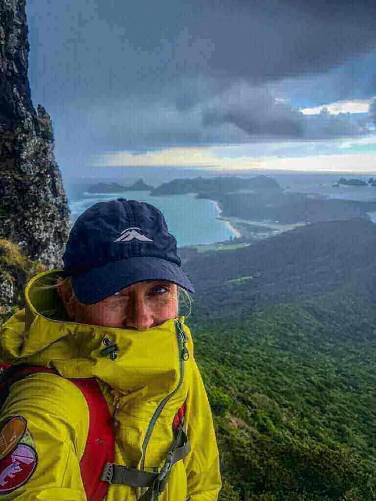 Best day hike Lord Howe Island