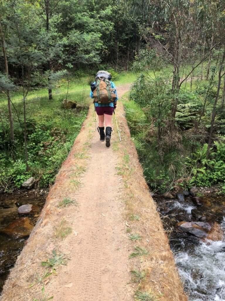 Mt Stirling via Delatite River