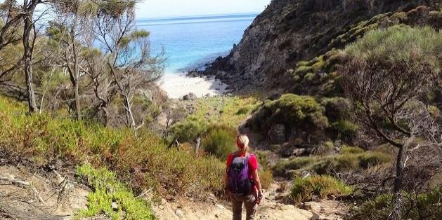Best day hikes kangaroo island