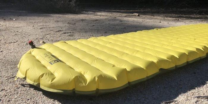 hiking sleeping mat