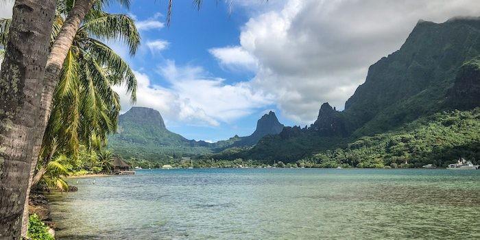 Moorea French Polynesia